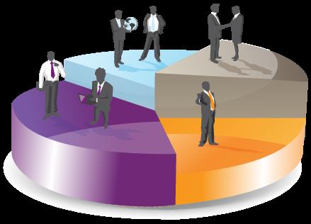 تجزئة السوق في التسويق: التعريف و معاييره