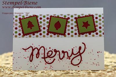 Weihnachtskarte; Thinlits Formen Worte; Stanze Briefmarke; Wedding Wheels; Flaschenanhänger basteln; Anleitung Kerze bestempeln; Mitbringsel; Kerze basteln; Goodie; Bigz Top Note; Stampin' Up Hochzeitsgeschenk; Stempel-biene; Scrapbooking; Scrapbook; stampin' up; Stampin' up recklinghausen; Workshops; Mitternachtsblau; Morgenrot; www.stempel-biene.com; Karten basteln stampin' up, basteln stampin up, workshop stampin up, sammelbestellung, stempelparty, 1000 euro party, Stempel-biene Recklinghausen, stempelbiene recklinghausen, Anleitung Bigz L Knallbonbon, Hochzeitskarte, Hearts a Flutter;