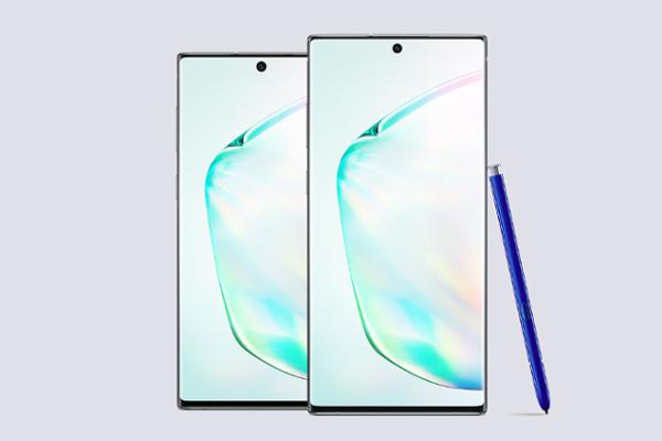 SAMSUNG debuts Galaxy Note 10 and Galaxy Note 10+ smartphones