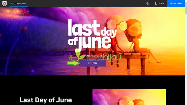 Game Last Day of June Sedang Gratis dari Epic Store - Tech Hijau™