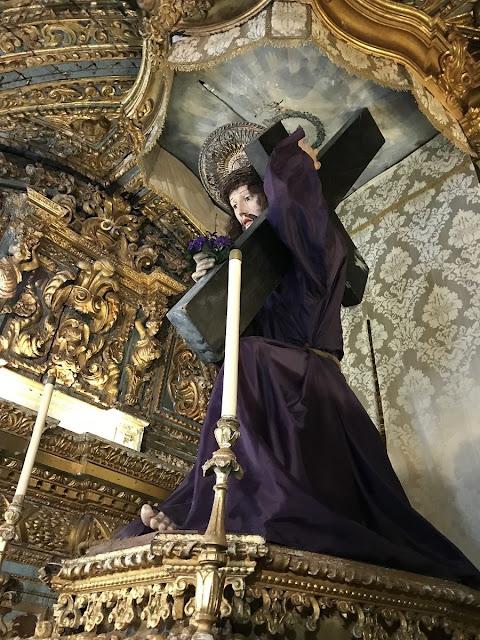 Sr. dos Passos, Igreja da Ordem Terceira de São Francisco, Elvas