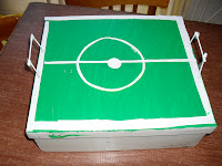 Surprise tutorial: maak een voetbalveld!