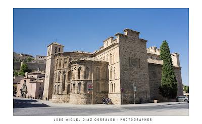 Iglesia de Santiago del Arrabal en Toledo
