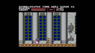 Castlevania de NES