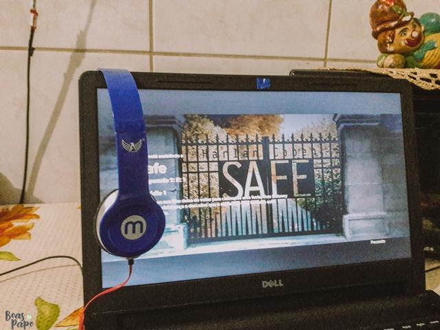 Série Safe: O que achei?