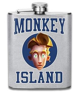 Petaca Monkey Island - Guybrush