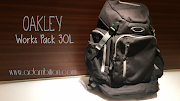 Review Tas Oakley Works Pack 30L Pemakaian Sudah 1 Tahun