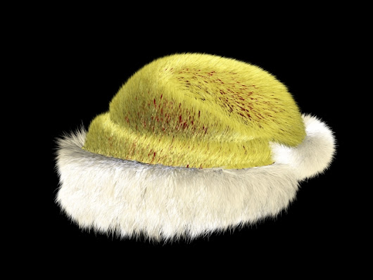 Maya Tutorial: Fur Hat
