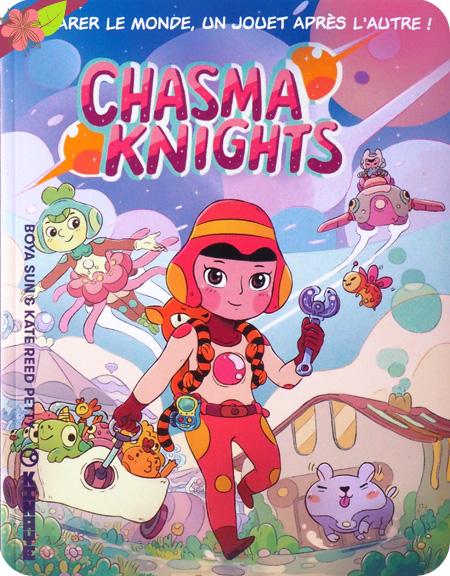 Chasma Knights - Kinaye