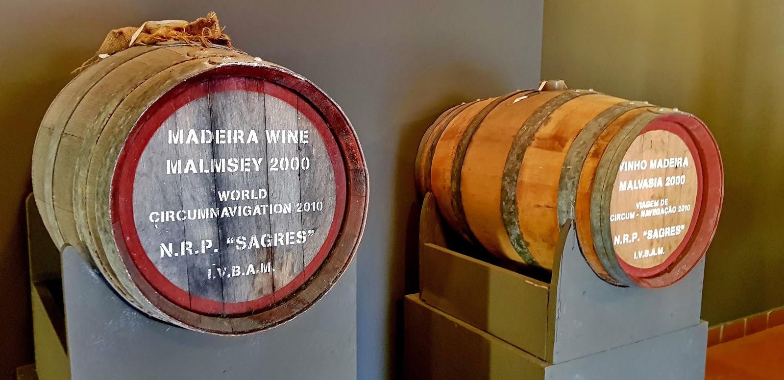 """""""vinho da roda"""" na Sagres"""