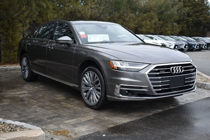 New Audi A8 L TFSIe plug-in hybrid: specs detailed