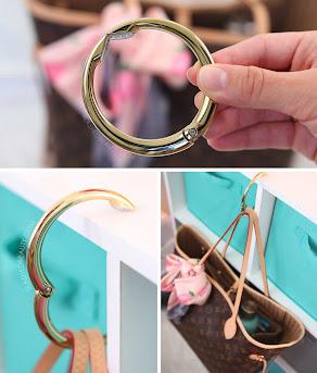 Clipa 2 Handbag Hanger