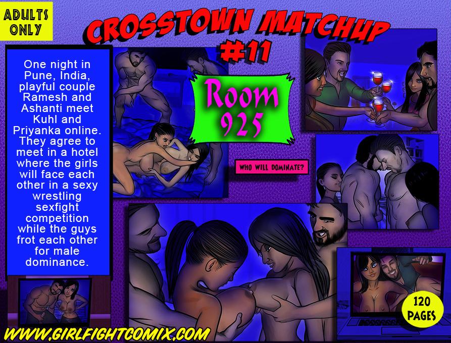 CROSSTOWN MATCHUP #10