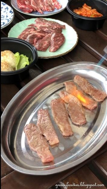 Jyu Jyu Yakiniku KL delivery