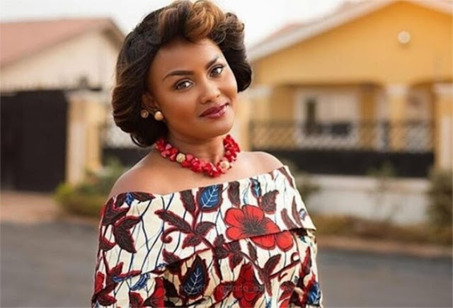 Nana Ama McBrown discharged after testifying in Bulldog's case