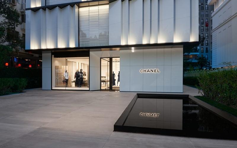 Chanel Bağdat Caddesi'nde