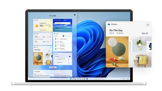 جميع مميزات ويندوز 11 All the features of Windows وتاريخ الترقية مجاناً