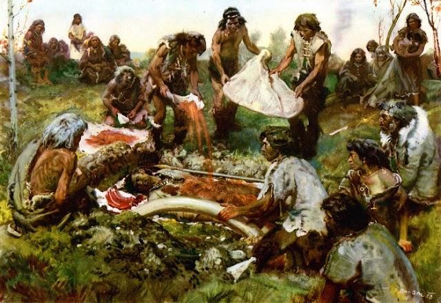 Тайны, открытые могилами каменного века