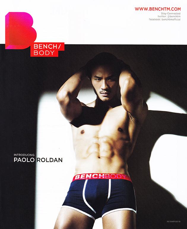 Filipino-Canadian International Model Paolo Roldan by ...