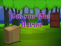 Play  Top10NewGames - Top10 Rescue The Horse
