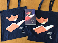 Logo Vinci gratis 5 shopper dedicate al romanzo di Desy Icardi ''L'annusatrice di libri''
