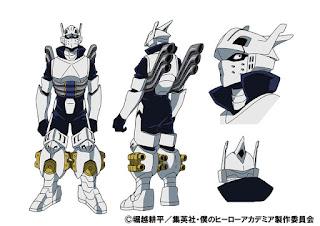 Projekt postaci Tenya Iida