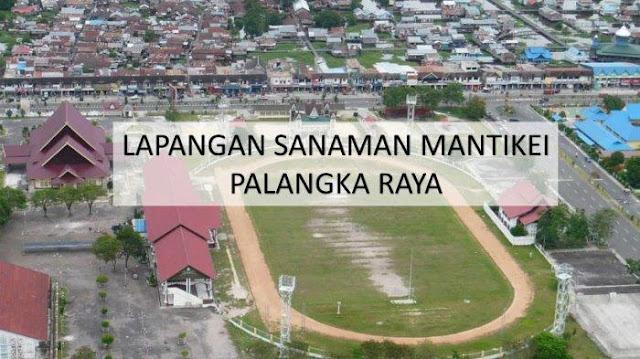 GP Ansor Serukan Aksi Pungut Sampah di Tabligh Akbar Habib Umar Bin Hafidz