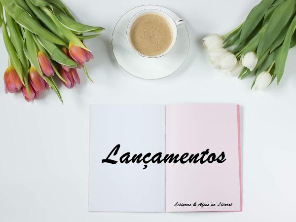 Lançamentos de Outubro/19 da Editora Sextante