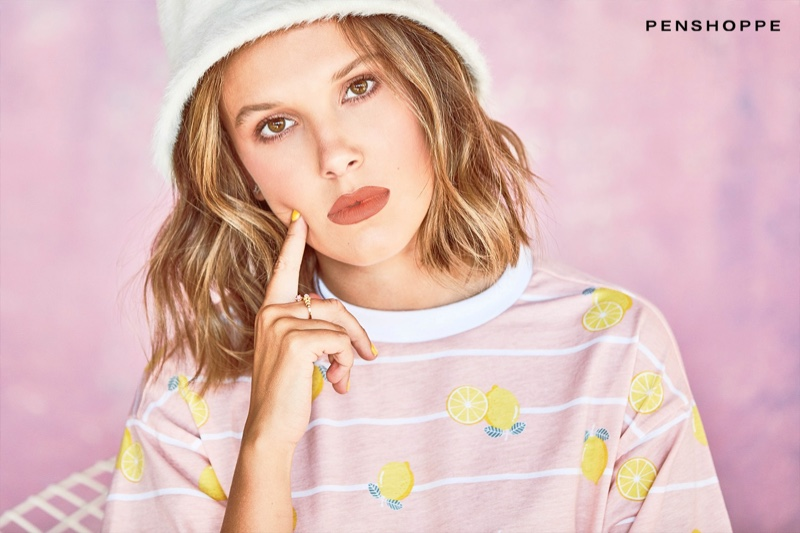 Millie Bobby Brown for Penshoppe Spring 2020 Campaign