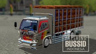 Download mod bussid truk oleng terbaru
