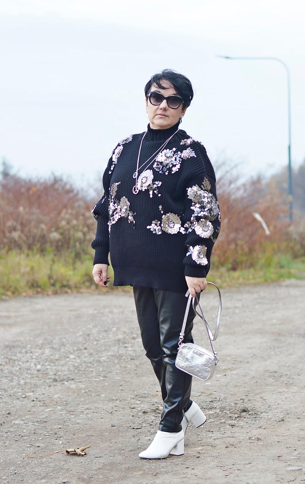 Swetrzysko, Sweter glamourZara