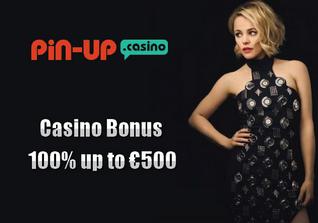 Pin-up no deposit bonus