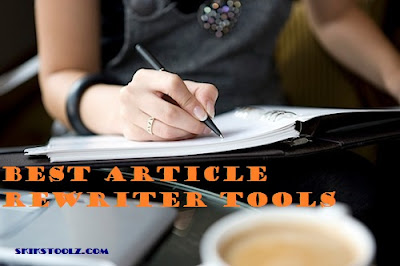 top article rewriter tool