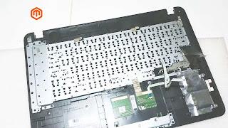 cara perbaiki keyboard laptop error