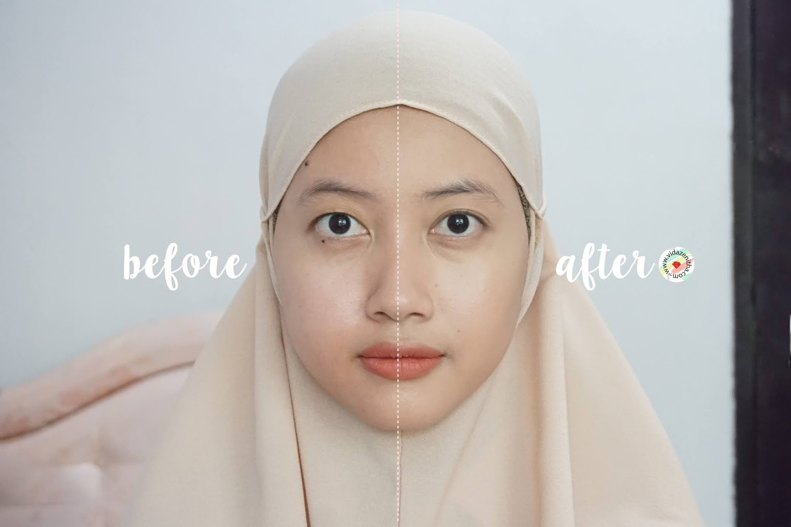 liquid foundation wardah