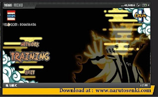 Download Naruto Senki V2.0 by RE Apk Android