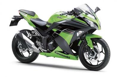 Kawasaki Ninja RR 250cc