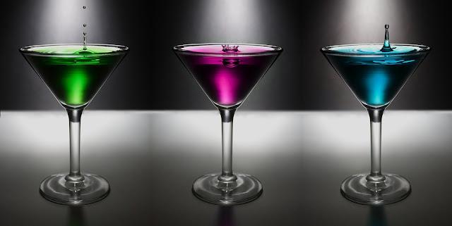 bebidas alcohólicas sin calorias
