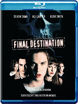 Final Destination (2000) Movie 1080p & 720p BluRay