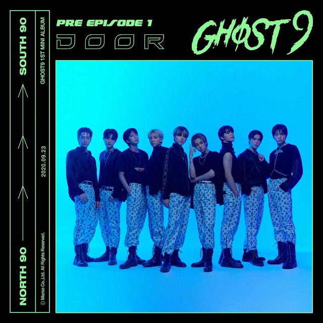 ghost9 debut door