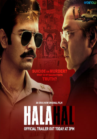 Halahal 2020 WEB-DL 300Mb Hindi Movie Download 480p