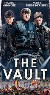 The Vault [2021] [DVDR] [NTSC] [Subtitulado]