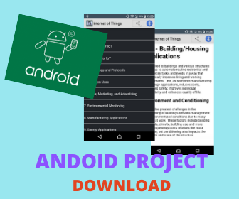 [Android Project] Android Project: Reading book on Android