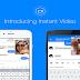 فيسبوك ماسنجر يتيح خاصية الفيديو المباشر في المحادثات -صور-