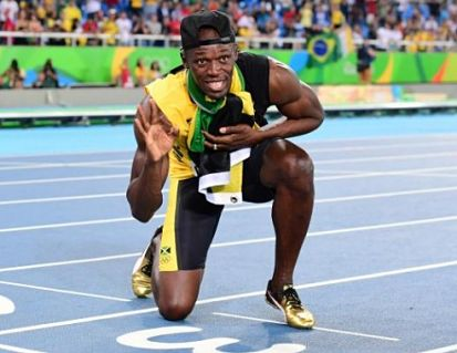 Image result for Bolt will be missed after retirement - Jamaican athletics VP