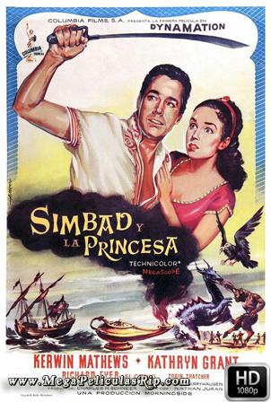 Simbad y la princesa 1080p