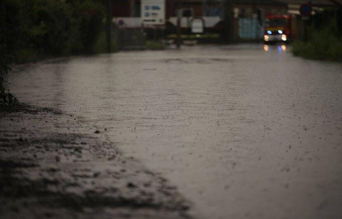 "Weather: Ten departments in orange vigilance for ""rain-flood"" or ""floods"""