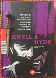 Portada del libro Jekyll & Hyde, de varios autores