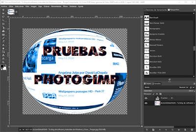 Tu Gimp con la interfaz de Photoshop