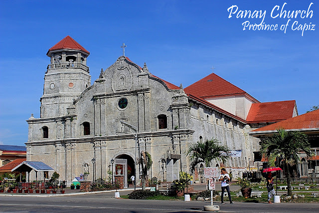 tourist spots in Capiz 2020
